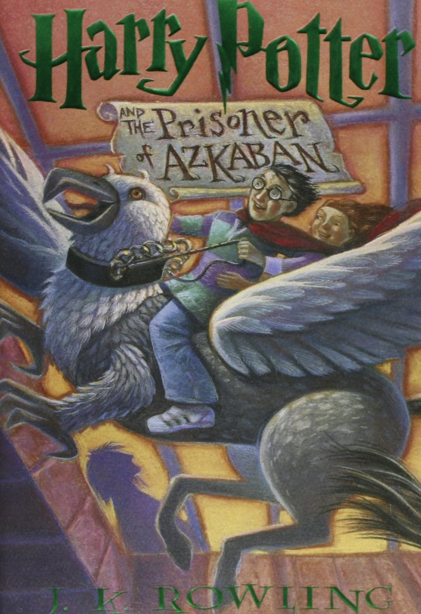 Harry Potter Book Uk : My mini review of harry potter and the prisoner azkaban